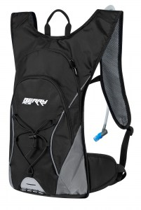 8967104 - Ruksak, Force Berry ACE PLUS 12L+2L, crno sivi, 99.95 KM