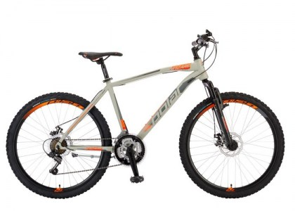 BICIKL POLAR WIZARD 2.0 silver-orange 419KM